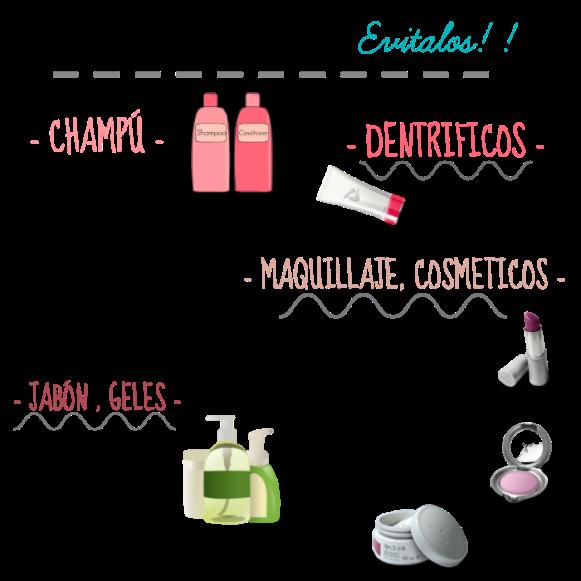 Cosmeticos tóxicos